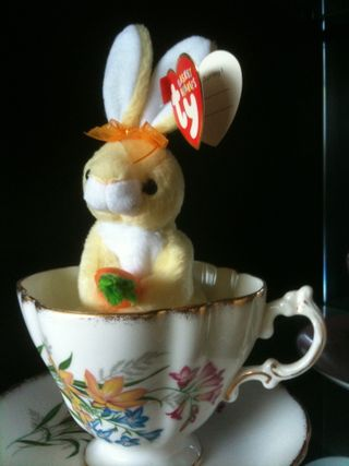 From my personal teacup collection: English Fine Bone China